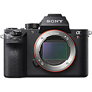 Sony a7R II Alpha Mirrorless Digital Camera (a7RII Camera Body)