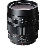Voigtlander Nokton 42.5mm f/0.95 Micro Four Thirds Lens BA425M