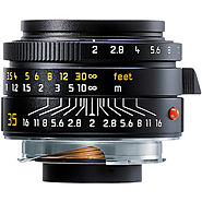 Leica 35mm f/2.0 Summicron M Aspherical Manual Focus Lens 11879