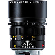 Leica 90mm f/2.0 APO Summicron M Aspherical Lens (6-Bit) - 11884