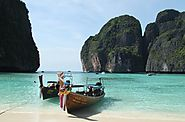 Phi Phi by Cruise Full Day Join Tour