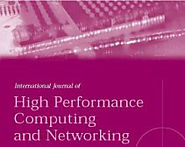 International Journal of High Performance Computing and Networking
