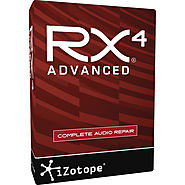 iZotope RX 4 Advanced - Audio Restoration and RX 4 ADVANCED B&H