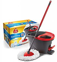 Best 360 Degree Spinning Mop & Spin Dry Bucket As Seen On TV Reviews