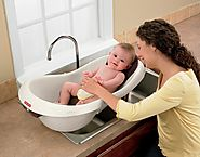 Top 10 Best Newborn Baby Portable Bath Tubs & Seats Reviews