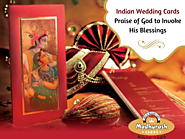 Make Your Occasion Delightful with Madhurash's Wedding Cards