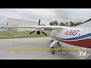 For your viewing enjoyment: a time lapse video of last Saturday's move of aircraft to the new Des Moines Public Schoo...