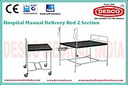 Modern Medical Delivery Beds Providing Comfort And Ease While Treatment