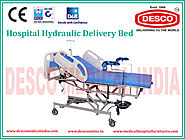 Hydraulic Delivery Bed Complete Support to the Women