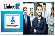 Buy Best Recommendations On LinkedIn Profile