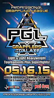 Professional Grappling League