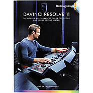 Blackmagic Design DaVinci Resolve Color Correction Software