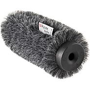 Rycote Standard Hole Softie Windscreen with 19-22mm 033042 B&H