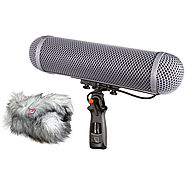 Rycote Windshield Kit 4 - Complete Windshield and 086001 B&H