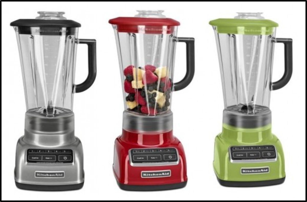 Headline for Best Rated KitchenAid Blenders for the Kitchen