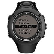 Suunto Ambit2 R GPS Watch Black - Non-HRM, One Size