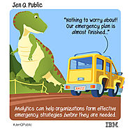 Jen Q. Public: Applying a smarter approach to emergency management