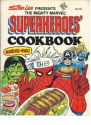 The Mighty Marvel Superheroes' Cookbook