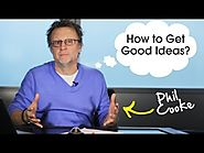 How to Get Good Ideas