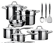 Duxtop Induction Cookware Sets
