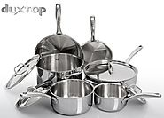 Duxtop Induction Cookware Sets With Great Reviews