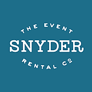 Your Rental Order | Snyder Events | Charleston, SC's premier event rental and bar service company - wedding and party...