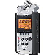 Zoom H4n 4-Channel Handy Recorder (2015)
