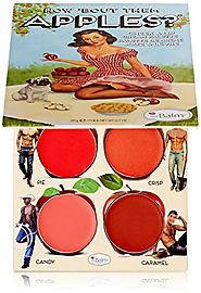 How 'Bout Them Apples? Lip and Cheek Cream Palette | theBalm