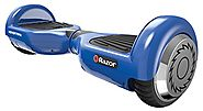 Razor Hovertrax Electric Self-Balancing Scooter, Blue