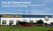 Cheese Factory - Tillamook