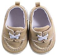 Luvable Friends Boy's Slip-on Shoe for Baby