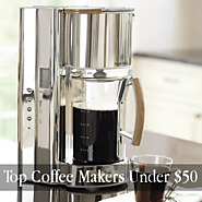Top Coffee Makers Under $50