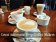 Best Rated Automatic Drip Coffee Makers - Cool Kitchen Things