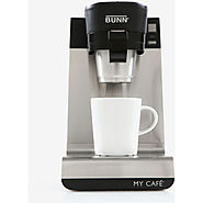 Bunn MCU Single Cup Multi-Use Home Coffee Brewer - Kitchen Things