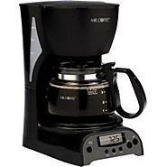 Mr. Coffee DRX5 4-Cup Programmable Coffeemaker - Kitchen Things