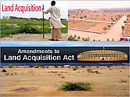 A closer look to the Amendments of the Land Acquisition Law