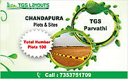 TGS Layouts Introducing TGS Parvathi in Chandapura
