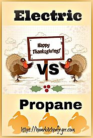 Electric Turkey Fryer vs Propane Turkey Fryer - Pros And Cons • Home Kitchen Fryer