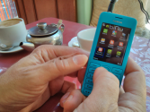 How a 2G feature phone can outperform an iPhone