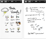 Inkflow- A Good iPad App to Create Visual Sketches ~ Educational Technology and Mobile Learning