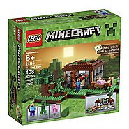 LEGO Minecraft 21115 The First Night