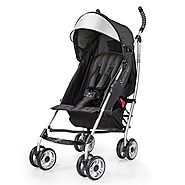 Summer Infant 2015 3D Lite Convenience Stroller, Black