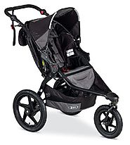 BOB Revolution Flex Stroller, Black