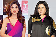 Why did Farah Khan cut short her trip to Egypt?