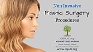 Plastic Surgery Non-Invasive Options for the Face