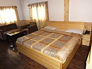 Super Luxury Cottage in Kullu Manali India - Morpheus Valley Resorts