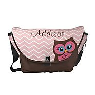 Cute Owl Diaper Bags For Girls