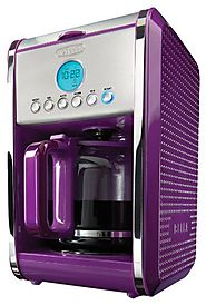 Purple Coffee Makers - Best Purple Kitchen Store