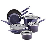 Best Purple Cookware Sets - Purple Enamel, Cast Iron and Non Stick Pots and Pans
