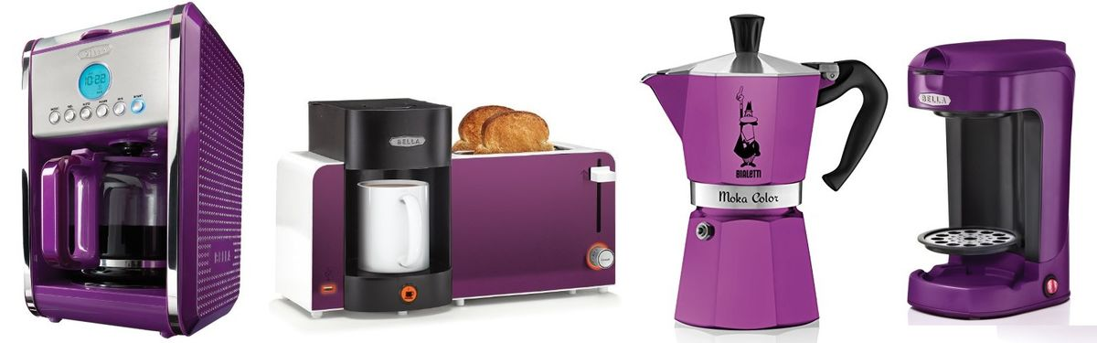 Headline for Best Purple Coffee Maker for Your Kitchen Decor